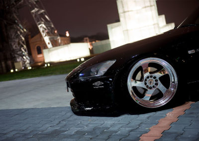 HONDA S2000 | JR15 | Vacum Chrome | 18×9.5