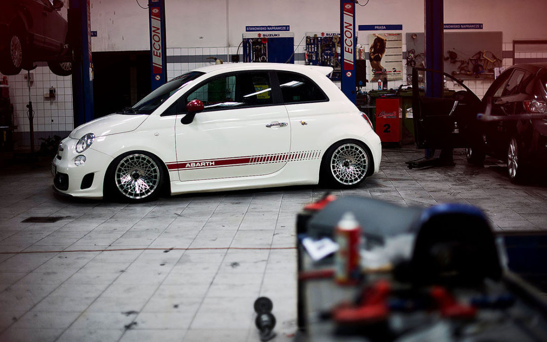 FIAT 500 | JR14 | Silver Finish | 16×9