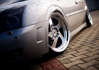 OPEL VECTRA | JR15 | Vacum Chrome | 18×9.5