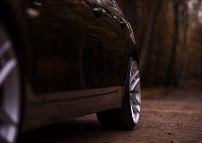BMW 5 E60 | JR25 20×10 & 20×11