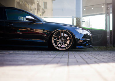 AUDI S6 | JR25 | Matt Bronze | 20×10 & 20×11