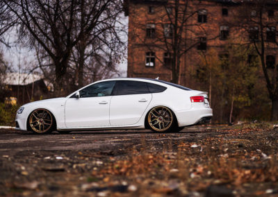 AUDI A5 LIFTBACK | JR25 | Matt Bronze