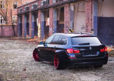 BMW F11 | JR21 | Candy Red