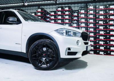 BMW X5   JR18   Matt Black