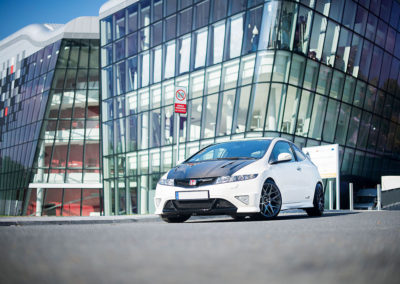 HONDA CIVIC TYPE R | JR18 | Hiper Black