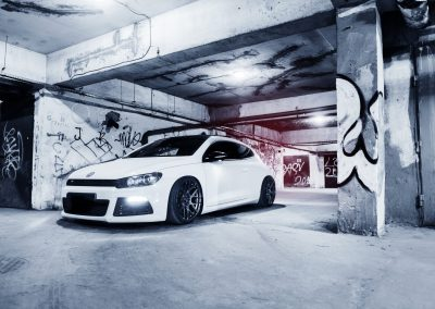 VW SCIRROCCO R | JR18 | Hiper Black