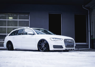 AUDI A6 ALLROAD | JR21 | Black