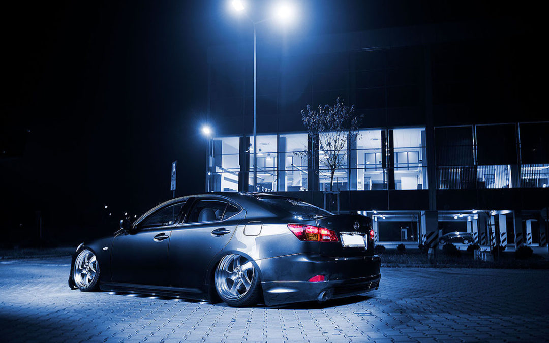 LEXUS IS220 | JR15 | Silver Machined