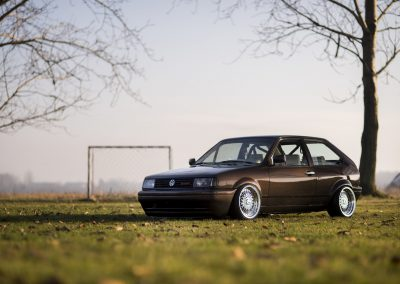 VW POLO | JR9 | Chrome