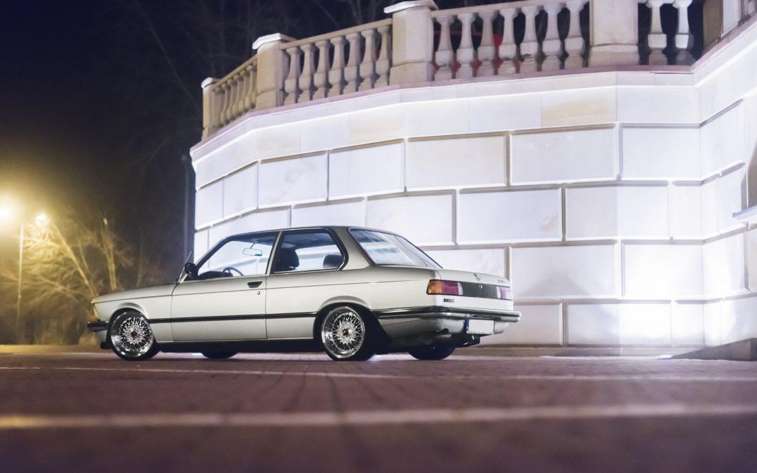 BMW E21 | JR9 | Chrome