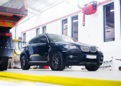 BMW X6 | JR18 | Hiper Black