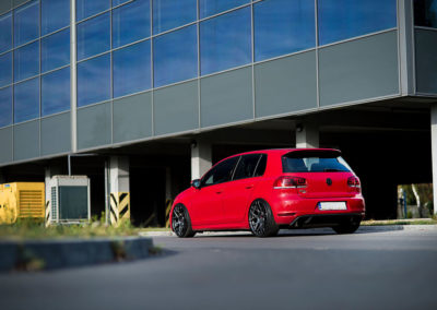 VW GOLF GTI MK6 | JR18 | Hiper Black