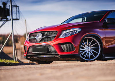 MERCEDES GLE COUPE | JR22