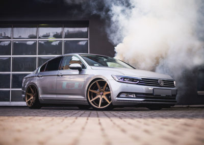 VW PASSAT | JR20 | Matt Bronze