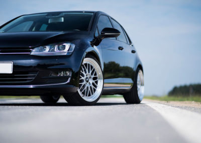 VW GOLF MK7 | JR23 19×8.5 & 19×9.5