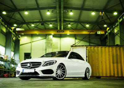 MERCEDES C-KLASS | JR22