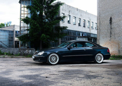 MERCEDES CLK | JR23 19×8.5 & 19×9.5