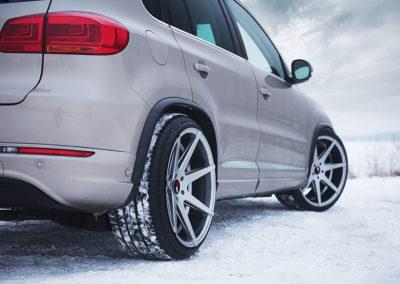 VW TIGUAN   JR20 20×10 & 20×11