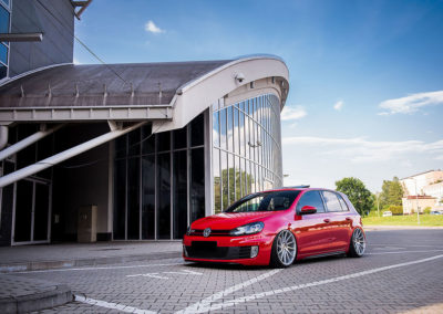 VW GOLF MK6 GTI | JR22 19×9.5