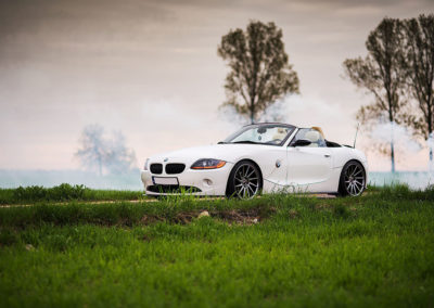 BMW Z4 | JR22 | Hyper Black | 19×8.5 & 19×9.5