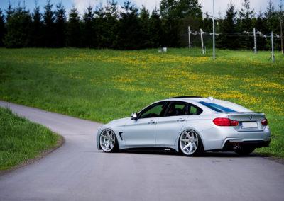 BMW 4 GRANDCOUPE | JR20 20×10 & 20×11