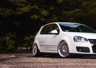 VW GOLF MK5 GTI | JR27 18×8.5 & 18×9.5