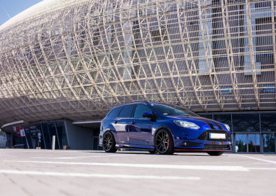 FORD FOCUS ST MK3 | JR21 | Hyper Black And Black | 19×8.5