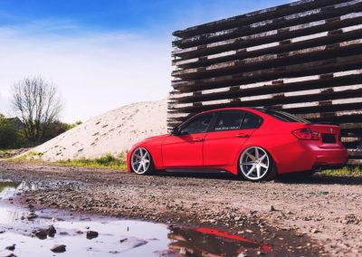 BMW F30 | JR20 20×10 & 20×11