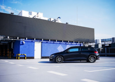 VW SCIROCCO | JR21 19×8.5 & 19×9.5