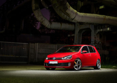 VW GOLF MK6 GTI | JR24 19×8.5 & 19×9.5