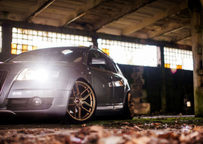 AUDI A6 ALLROAD | JR25 20×10 & 20×11