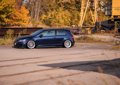 VW GOLF MK7 GTI | JR27