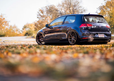 VW GOLF MK7 GTI | JR25 19×8.5 & 19×9.5