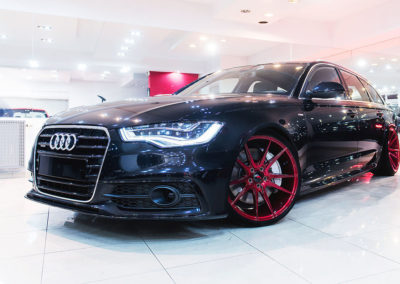 AUDI A6 | JR21 | Candy Red | 20