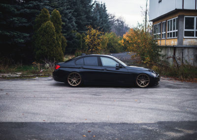 BMW F30 | JR25 | Matt Bronze