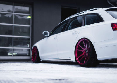 AUDI A6 ALLROAD | JR21 | Candy Red