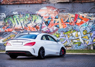 MERCEDES CLA 45 AMG | JR21 | Black