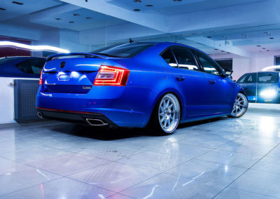 SKODA OCTAVIA RS | JR26 18×9.5