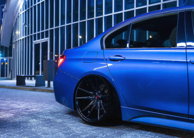 BMW F30 | JR21 | Black