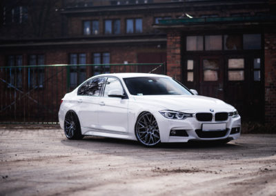 BMW F30 | JR28 | Hyper Black